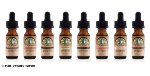 organic nicotine e-juice