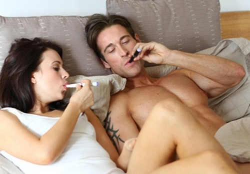 Vaping And Sex  Alternative To Smoking-7771